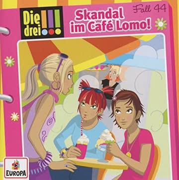 044/SKANDAL IM CAFE LOMO! - DI