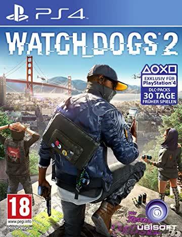 Watch_Dogs 2 [AT-PEGI] [German Version]