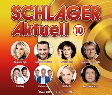 Various - Schlager Aktuell 10