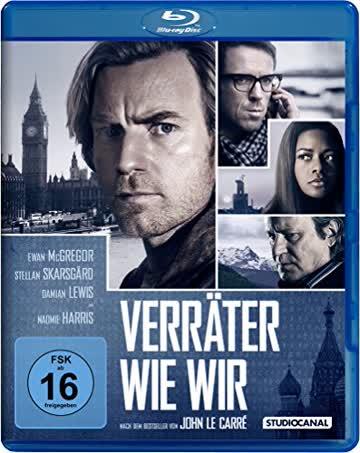 Verräter wie wir [Blu-ray]
