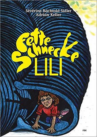Fette Schnecke Lili