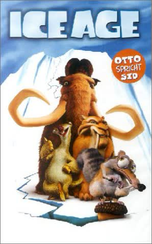 Ice Age [VHS]