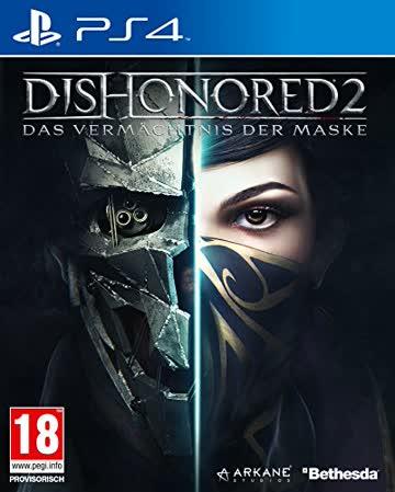 Dishonored 2: Das Vermächtnis der Maske [AT-PEGI] - [PlayStation 4]
