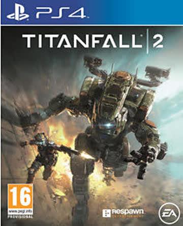Titanfall 2 PS-4 PEGI CH