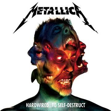 Metallica - HardwiredTo Self-Destruct