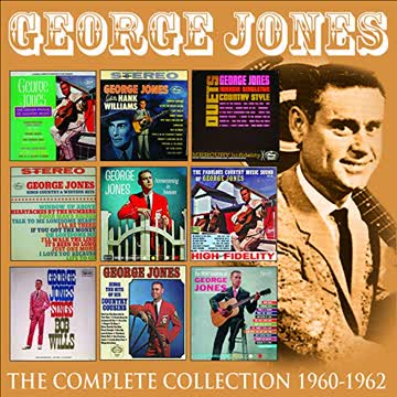 George Jones - The Complete Collection: 1960