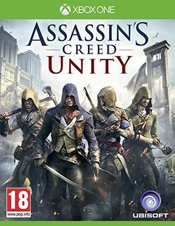 Ubisoft 300066192 - ASSASSINS CREED UNITY