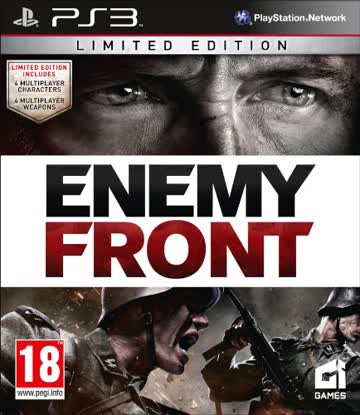 Enemy Front (Limited Edition) PS3