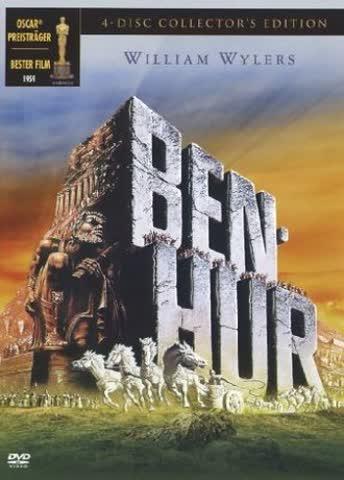 Ben Hur [Special Edition] [4 DVDs]