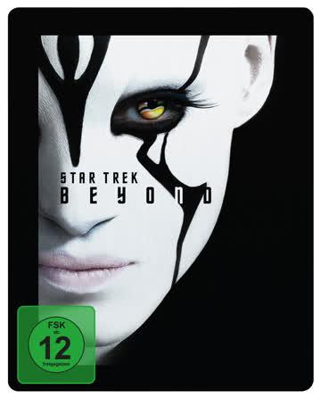 Star Trek Beyond Blu-ray Steelbook gebr. gut