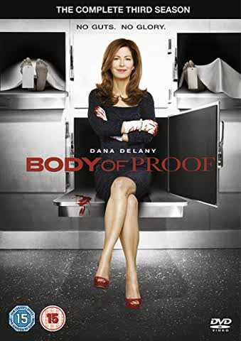 Body of Proof - Season 3 [DVD]