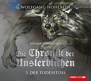 Die Chronik der Unsterblichen - Teil 3: Der Todesstoß. Lizenz der gekürzten Fassung in neuem Layout.