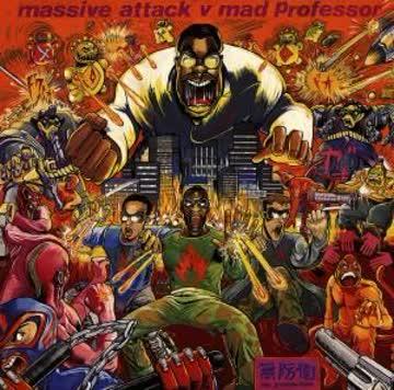 Massive Attack - No Protection (Dub Album)