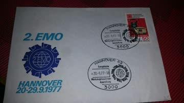 2. EMO Hannover 20.-29.9.1977