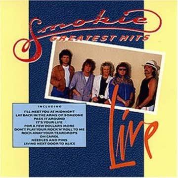 Smokie - Greatest Hits Live