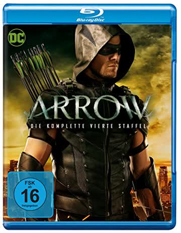 Arrow - Staffel 4 [Blu-ray]