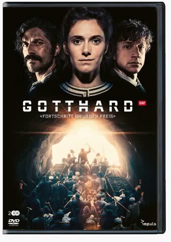 Gotthard - Fortschritt um jeden Preis (2 DVDs)