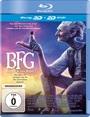 BFG - Sophie & Der Riese (+ Blu-ray)