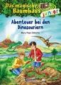 Das magische Baumhaus junior - Abenteuer bei den Dinosauriern: Band 1