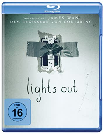 Lights Out [Blu-ray]