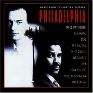 Various Artists - Philadelphia - Music from the Motion Picture