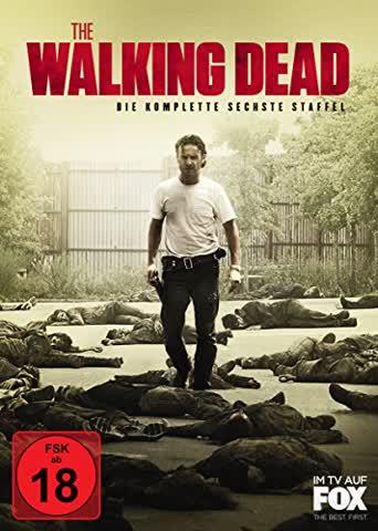 The Walking Dead - Staffel 6 (Uncut, 6 DVDs)