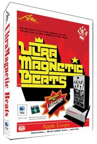 Ultramagnetic Beats Apple Loop (PC)