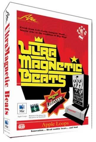 Ultramagnetic Beats Apple Loop (PC)