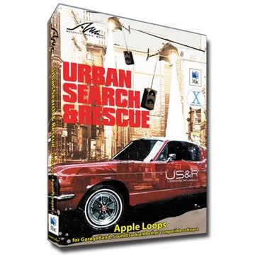 Urban Search and Rescue Apple Loops (Mac)