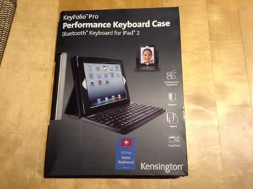 Performance Keyboard Case für iPad 2