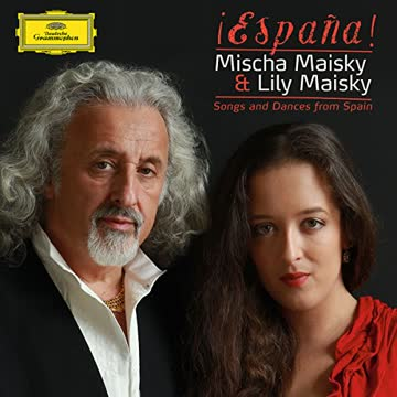 Mischa Maisky - Espana Songs And Dances From Spain