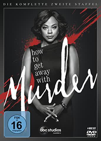 How to Get Away with Murder - Die komplette zweite Staffel [4 DVDs]