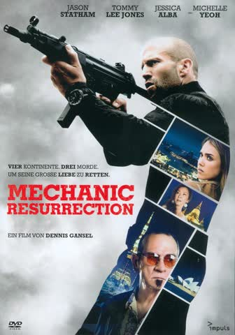 Mechanic 2 - Resurrection