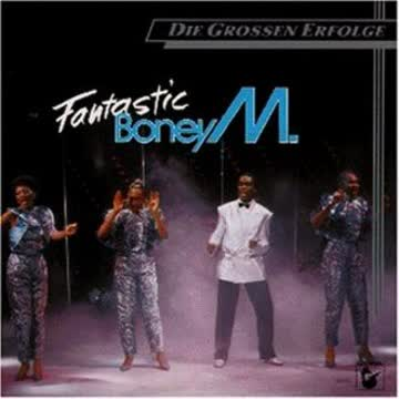 Boney M. - Fantastic Boney M.