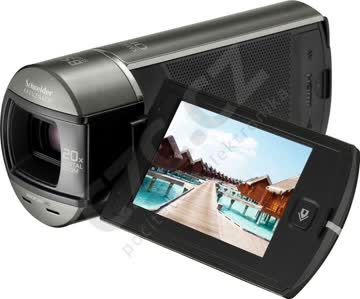 SAMSUNG FULL HD Camcorder HMX-Q10BP / Video-Foto Aufnahme