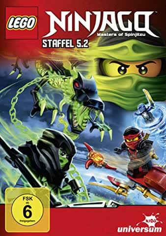 LEGO Ninjago - Staffel 5.2 [DVD]