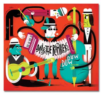 Dai & The Ramblers - Duw Duw