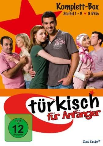 TüRKISCH FüR ANFäNGER KOMPLETT [DVD]