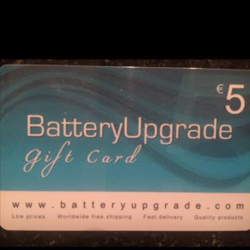 Battery Upgrade
