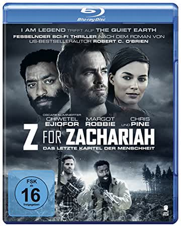 Z for Zachariah - Das letzte Kapitel der Menschheit [Blu-ray]