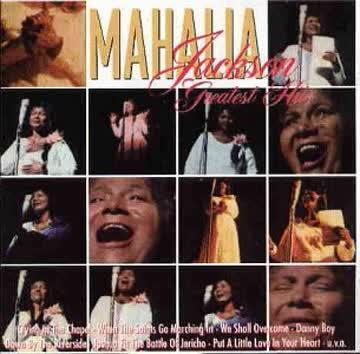 Mahalia Jackson - Greatest Hits