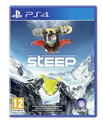 Steep - [Playstation 4] - [AT-PEGI]