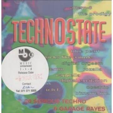 Prodigy - Technostate (1992)