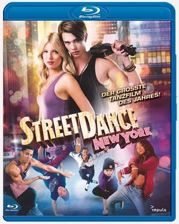 Street Dance - New York