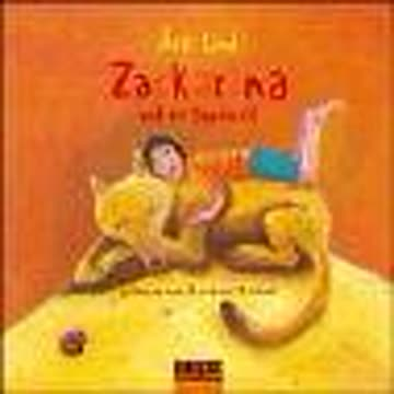 Zackarina und der Sandwolf: Gelesen von Barbara Zechel. 1 CD, Laufzeit 82 Minuten (Beltz & Gelberg - Hörbuch)