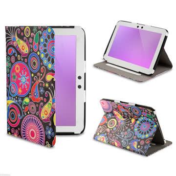 Case & Schutzfolie für Samsung Galaxy Tab 10.1