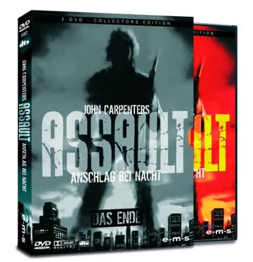 Assault - Anschlag bei Nacht (Das Ende) [Special Edition, 2 DVDs] [Special Collector's Edition] [Special Edition]
