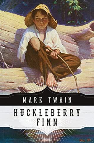 Die Abenteuer des Huckleberry Finn (Anaconda Jugendbuchklassiker) - Roman