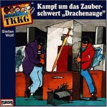 "Tkkg 088/Kampf Um Das Zauberschwert """"Drachenauge"""""