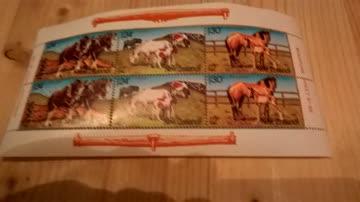 Briefmarke von New Zealand